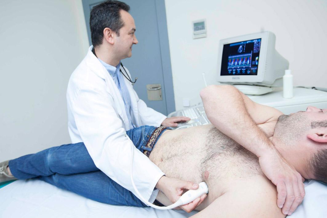 La seguridad de un centro médico privado
