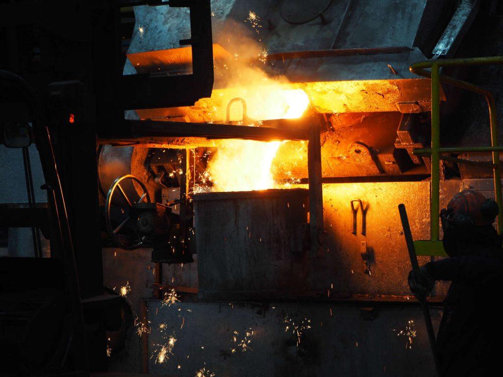 Los seguros de responsabilidad civil y de la maquinaria, elementales en la metalurgia